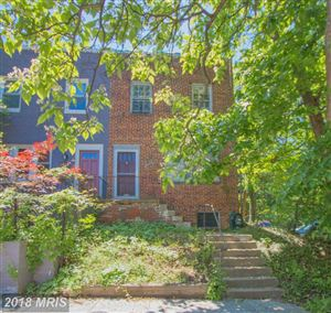 Photo of 1632 OAK ST NW, WASHINGTON, DC 20010 (MLS # DC10250975)