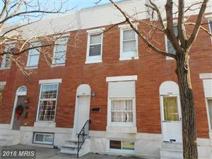 Photo of 105 LINWOOD AVE N, BALTIMORE, MD 21224 (MLS # BA10128977)
