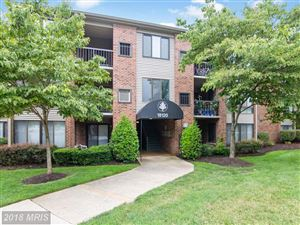 Photo of 18120 CHALET DR #201, GERMANTOWN, MD 20874 (MLS # MC10318977)