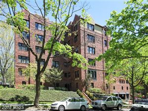 Photo for 3024 TILDEN ST NW #304C, WASHINGTON, DC 20008 (MLS # DC10241978)