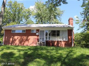 Tiny photo for 403 DENNIS AVE, SILVER SPRING, MD 20901 (MLS # MC10029979)
