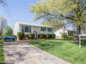 Photo of 14613 BAUGHER DR, CENTREVILLE, VA 20120 (MLS # FX10227980)