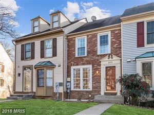 Photo of 8919 ROSEWOOD WAY, JESSUP, MD 20794 (MLS # HW10144984)