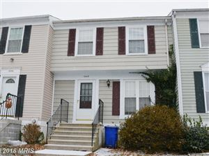 Photo of 1648 COLONIAL WAY, FREDERICK, MD 21702 (MLS # FR10120985)