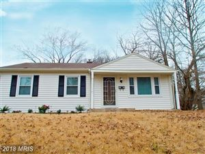 Photo of 2503 MILLVALE AVE, DISTRICT HEIGHTS, MD 20747 (MLS # PG10117987)