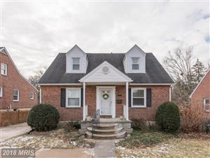 Photo of 303 LINDEN AVE, TOWSON, MD 21286 (MLS # BC10132988)