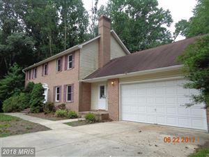 Photo of 3820 CARSON CT, HUNTINGTOWN, MD 20639 (MLS # CA9995988)