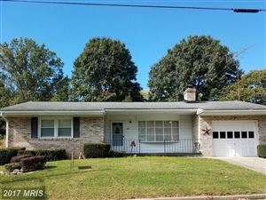Photo of 306 LAMBERT AVE, NEW WINDSOR, MD 21776 (MLS # CR10076988)