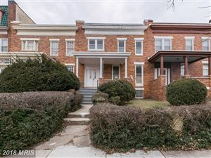 Photo of 2417 BROOKFIELD AVE, BALTIMORE, MD 21217 (MLS # BA10129990)