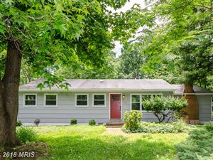 Photo of 1005 PINECREST DR, ANNAPOLIS, MD 21403 (MLS # AA10171991)