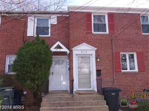 Photo of 3015 MOSBY ST, ALEXANDRIA, VA 22305 (MLS # AX10158992)