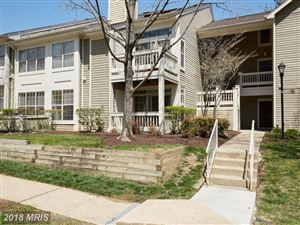 Photo of 10802 ANTIGUA TER #103, ROCKVILLE, MD 20852 (MLS # MC10214993)
