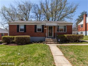 Photo of 4708 OLDEN RD, ROCKVILLE, MD 20852 (MLS # MC10214994)