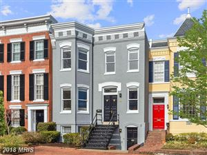 Photo of 3029 O ST NW, WASHINGTON, DC 20007 (MLS # DC10169995)