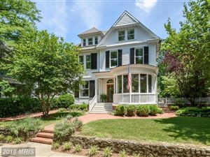 Photo for 32 SOUTHGATE AVE, ANNAPOLIS, MD 21401 (MLS # AA10281996)
