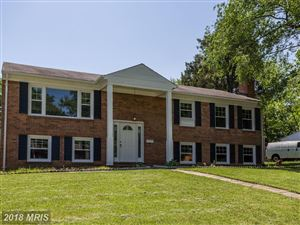 Photo of 4928 AMERICANA DR, ANNANDALE, VA 22003 (MLS # FX10233996)