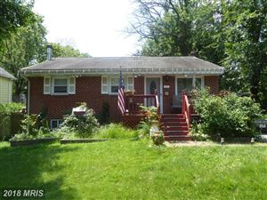 Photo of 4901 ERIE ST, COLLEGE PARK, MD 20740 (MLS # PG10286996)