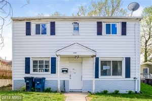 Photo of 6609 OLIVER ST, RIVERDALE, MD 20737 (MLS # PG10240998)