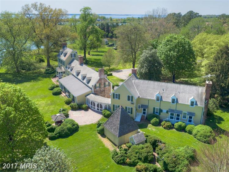 Photo for 27465 SOUTHSIDE ISLAND CREEK RD, TRAPPE, MD 21673 (MLS # TA9928998)