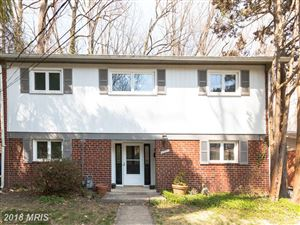 Photo of 4007 WOODLAWN RD, CHEVY CHASE, MD 20815 (MLS # MC10207999)