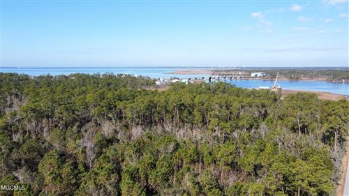 Photo of 0 Byrd St #Lot 14&15, Pass Christian, MS 39571 (MLS # 370038)