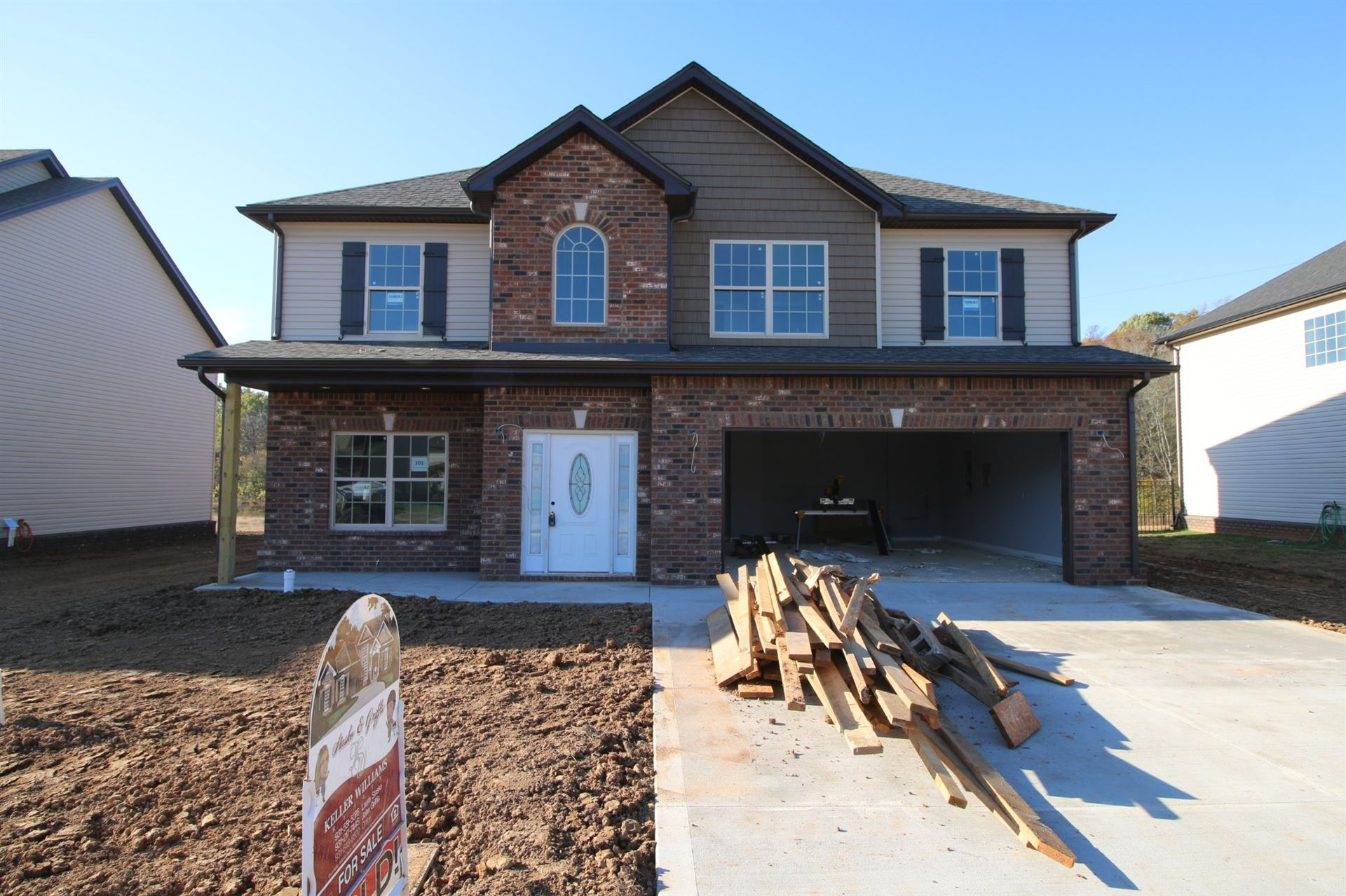 101 The Groves at Hearthstone, Clarksville, TN 37040 - MLS#: 2187000