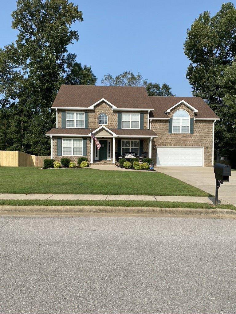 2513 Hattington Dr, Clarksville, TN 37042 - MLS#: 2190004