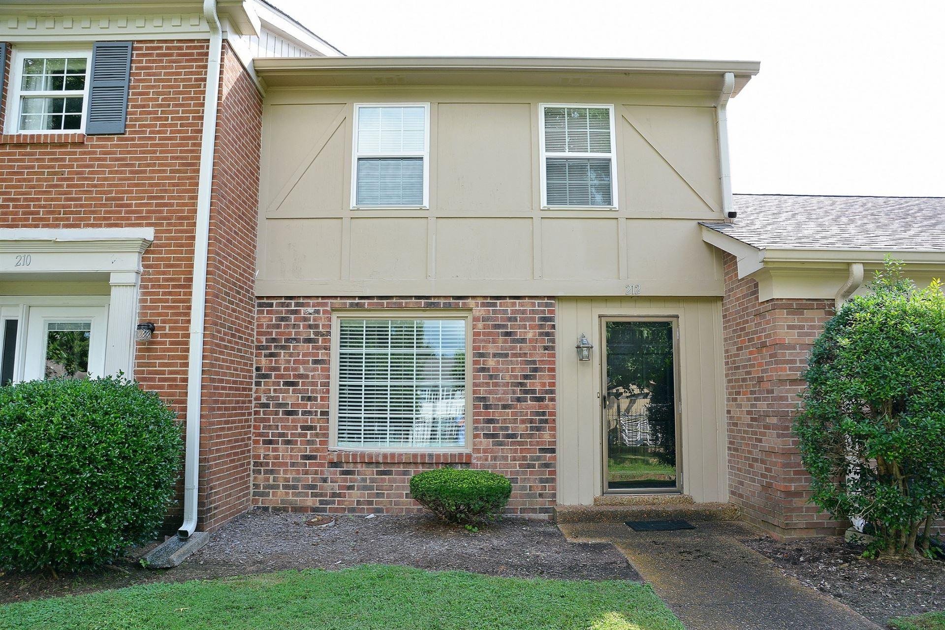 212 Plantation Ct, Nashville, TN 37221 - MLS#: 2193006