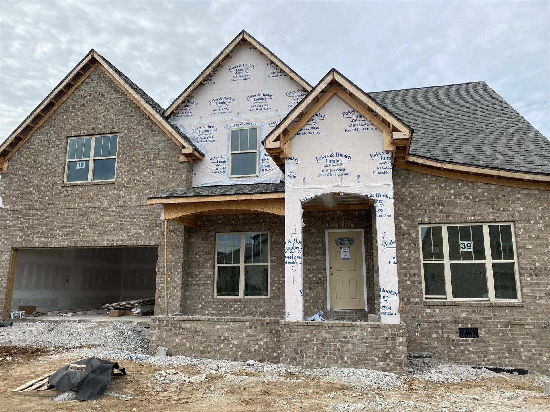 Photo for 212 Star Pointer Way-Lot 39, Spring Hill, TN 37174 (MLS # 2190007)