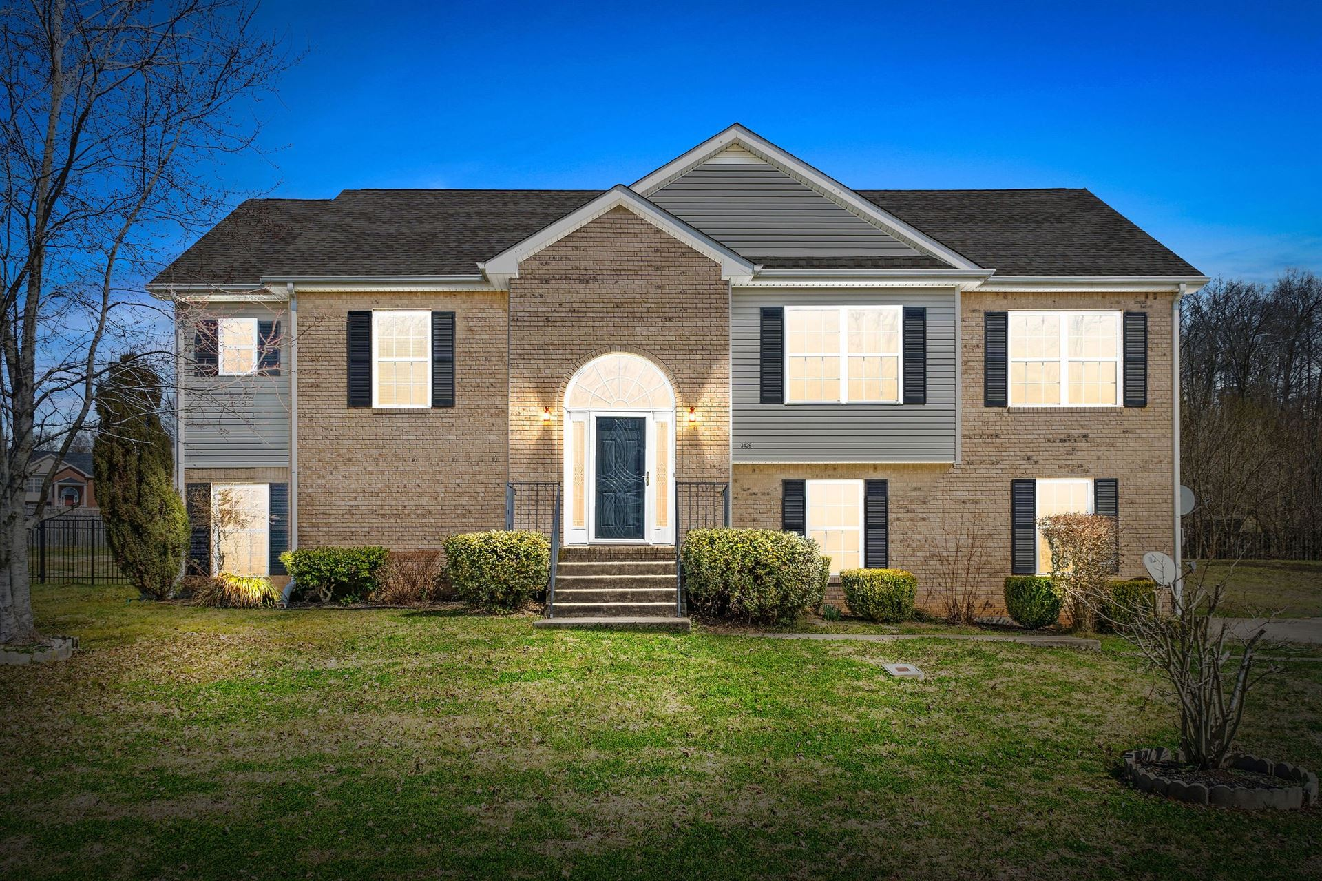 3426 N Henderson Way, Clarksville, TN 37042 - MLS#: 2233007