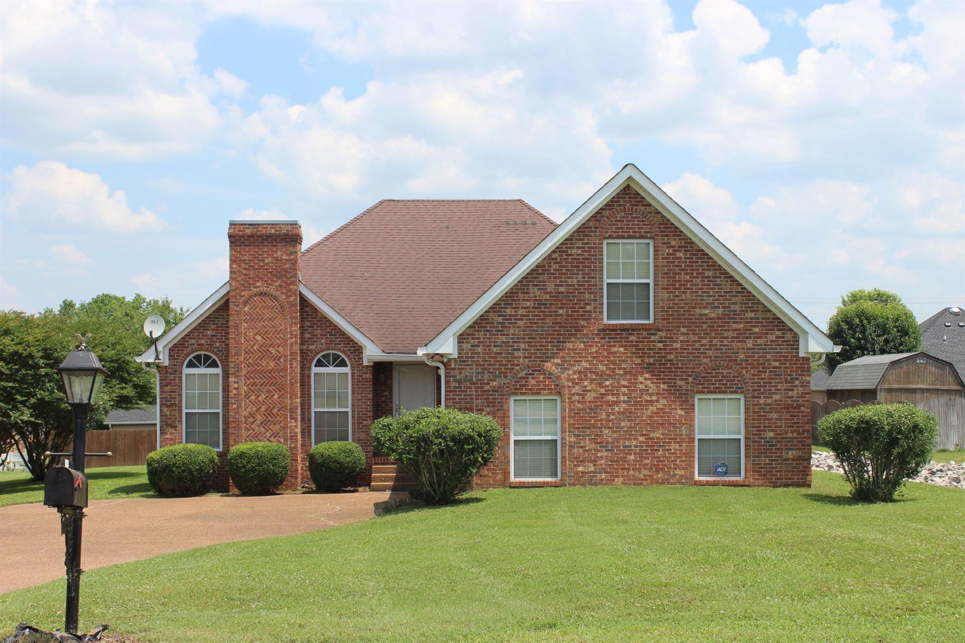 1205 Hunters Point Ln, Spring Hill, TN 37174 - MLS#: 2264007
