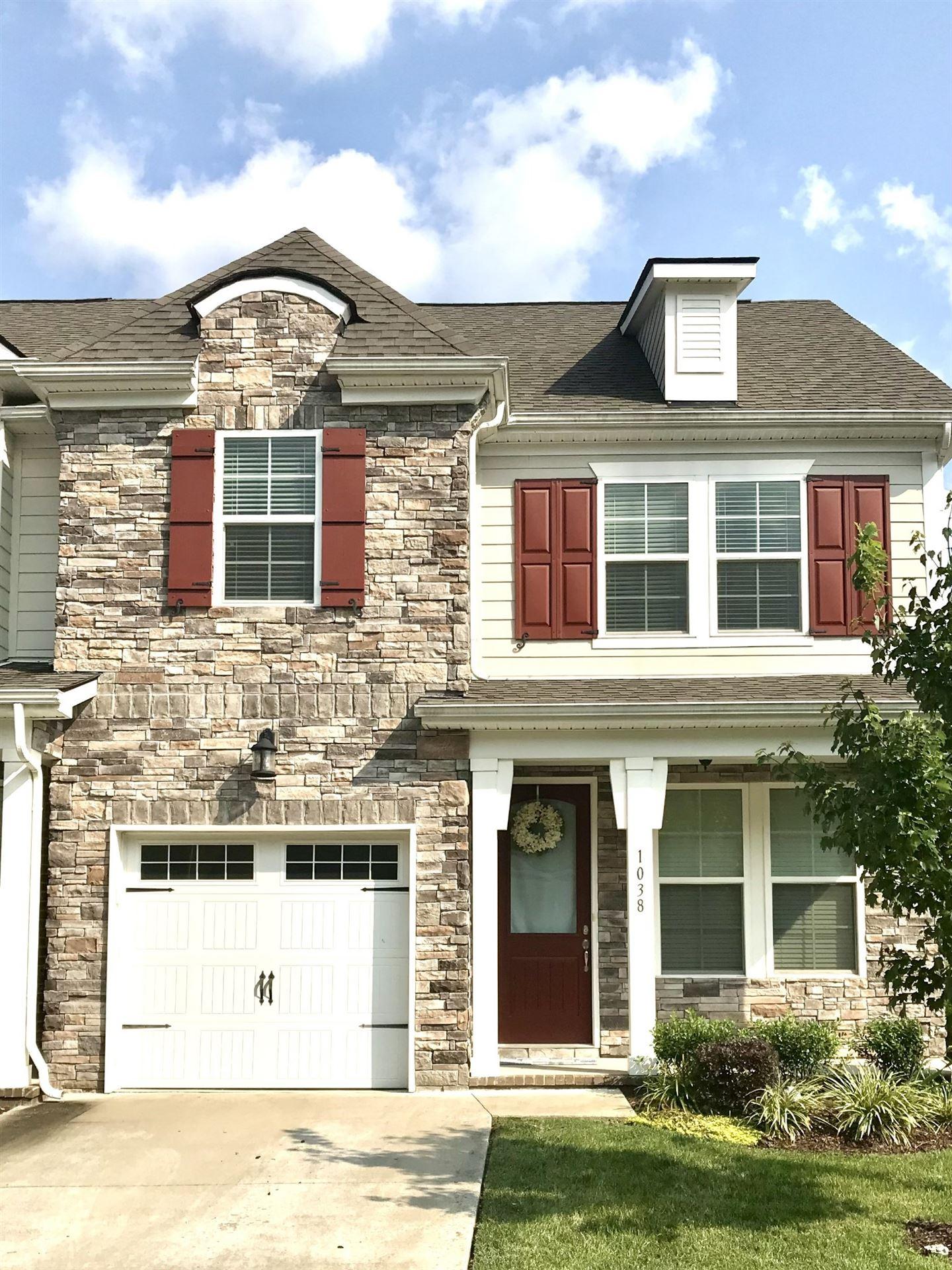 1038 Livingston Lane, Mount Juliet, TN 37122 - MLS#: 2274007
