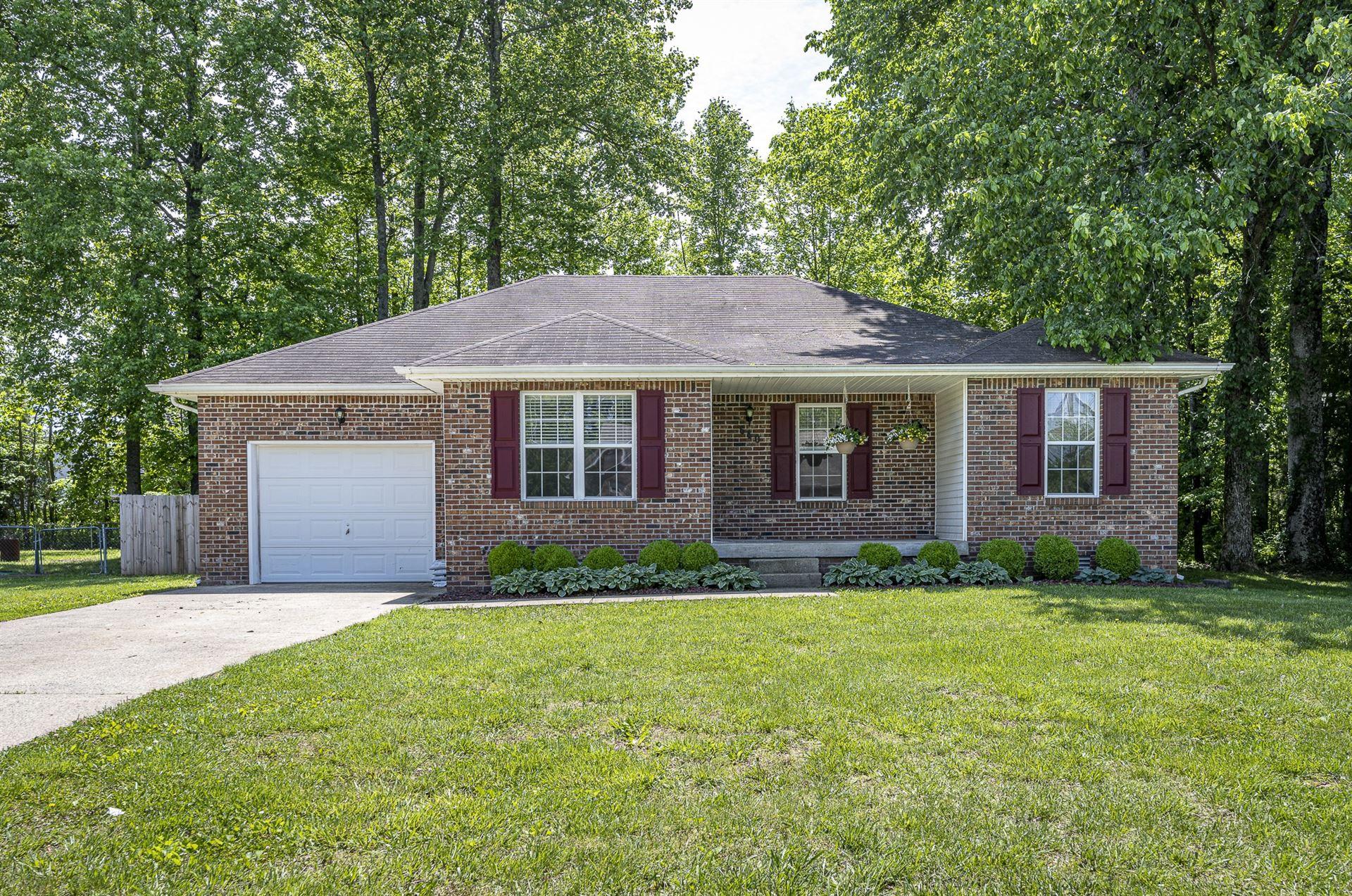 640 Ashley Oaks Dr, Clarksville, TN 37042 - MLS#: 2252009