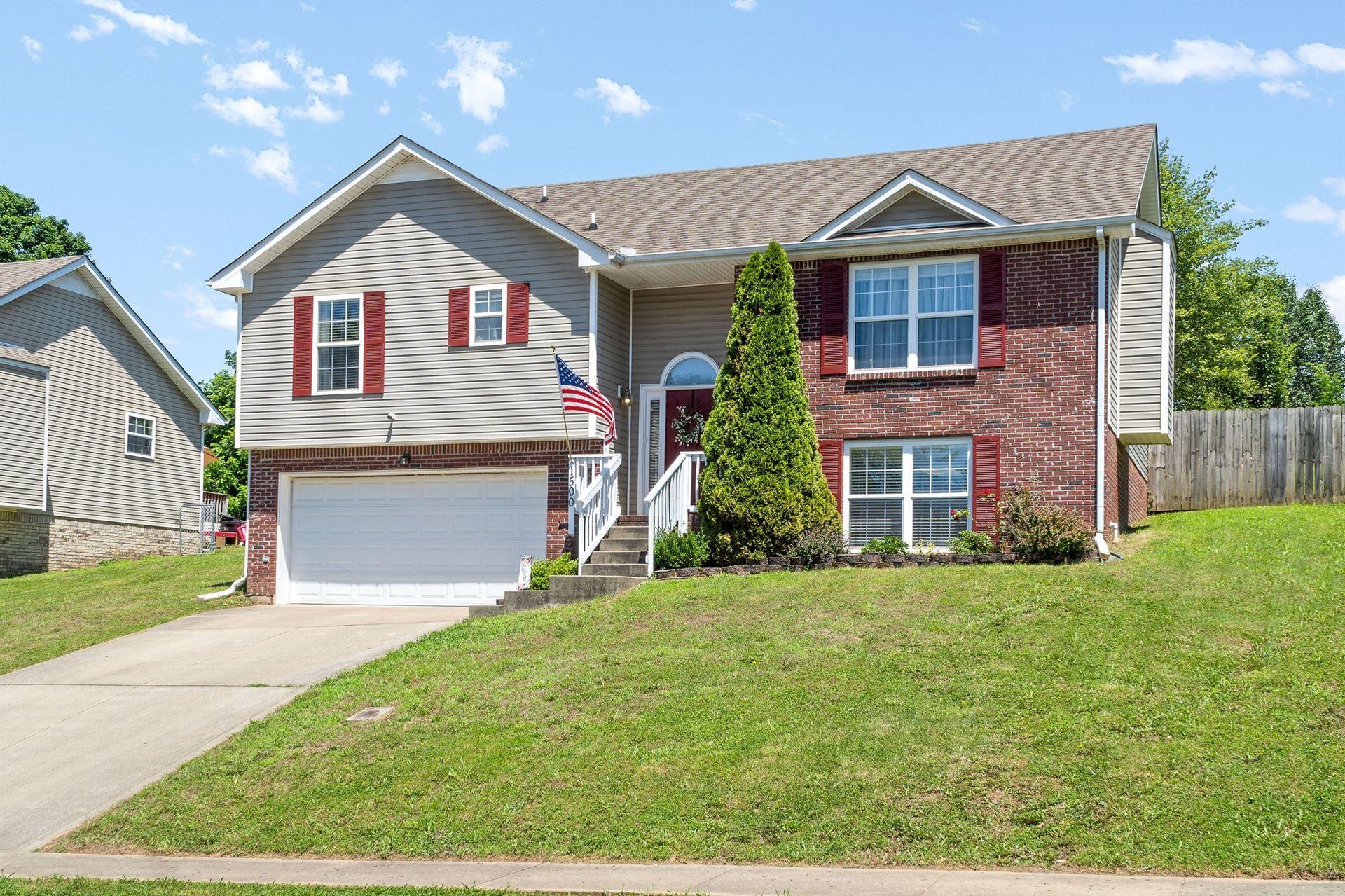 1500 Cedar Springs Cir, Clarksville, TN 37042 - MLS#: 2264010