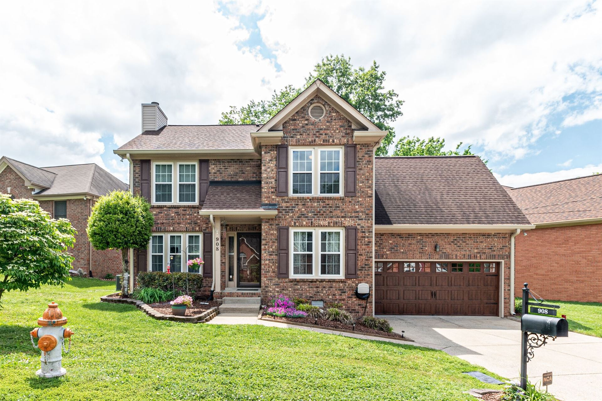 908 Carlisle Ct. S, Nashville, TN 37214 - MLS#: 2251014