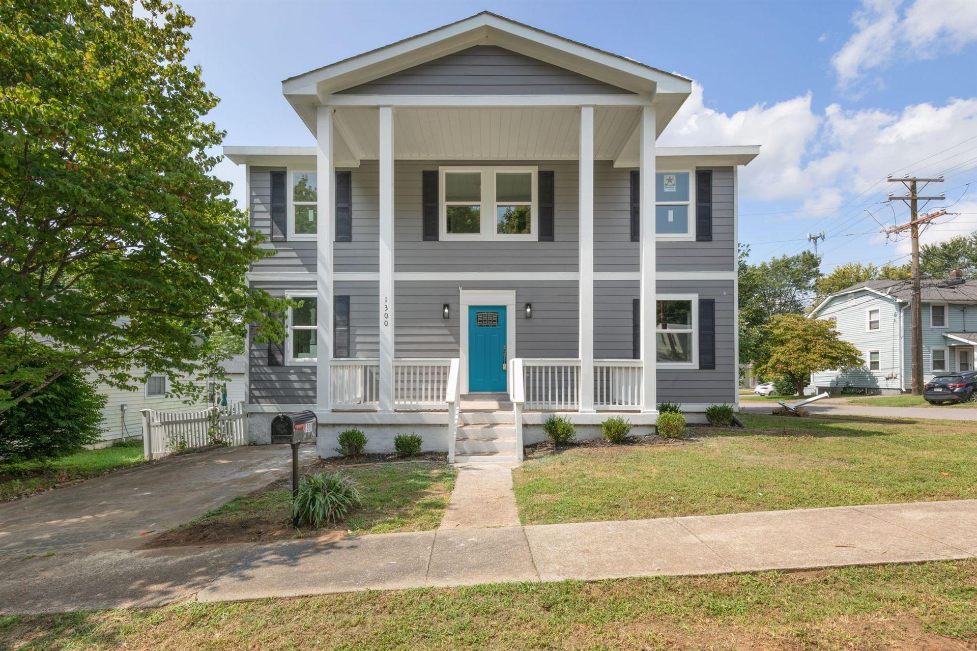 1300 Elliston St, Old Hickory, TN 37138 - MLS#: 2190015