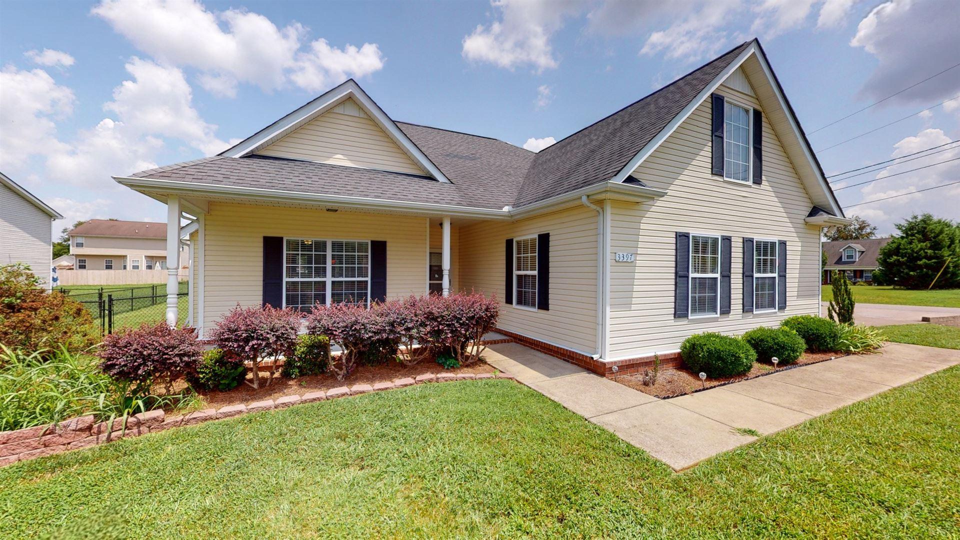 3397 Asbury Ct, Murfreesboro, TN 37127 - MLS#: 2275015