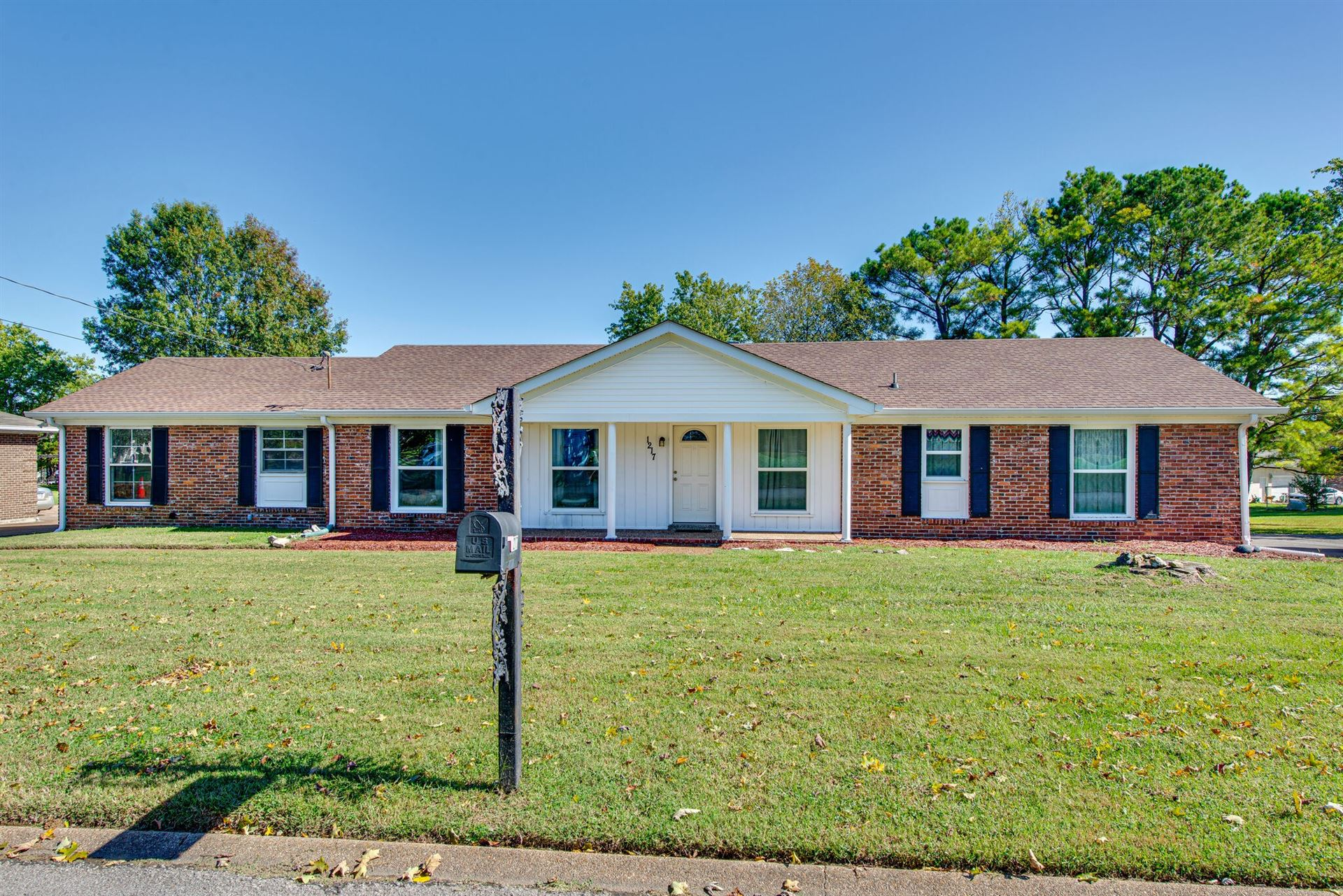1217 Shawnee Rd, Madison, TN 37115 - MLS#: 2199016