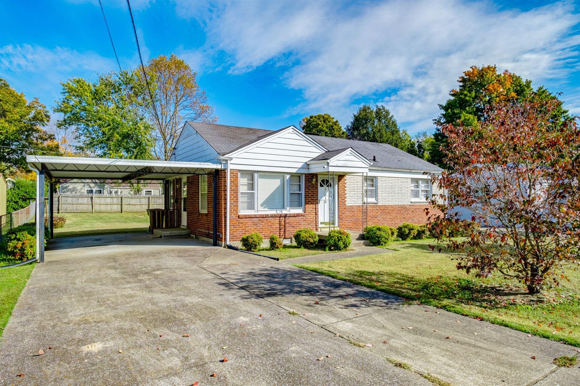 313 James Ave, Franklin, TN 37064 - MLS#: 2202017
