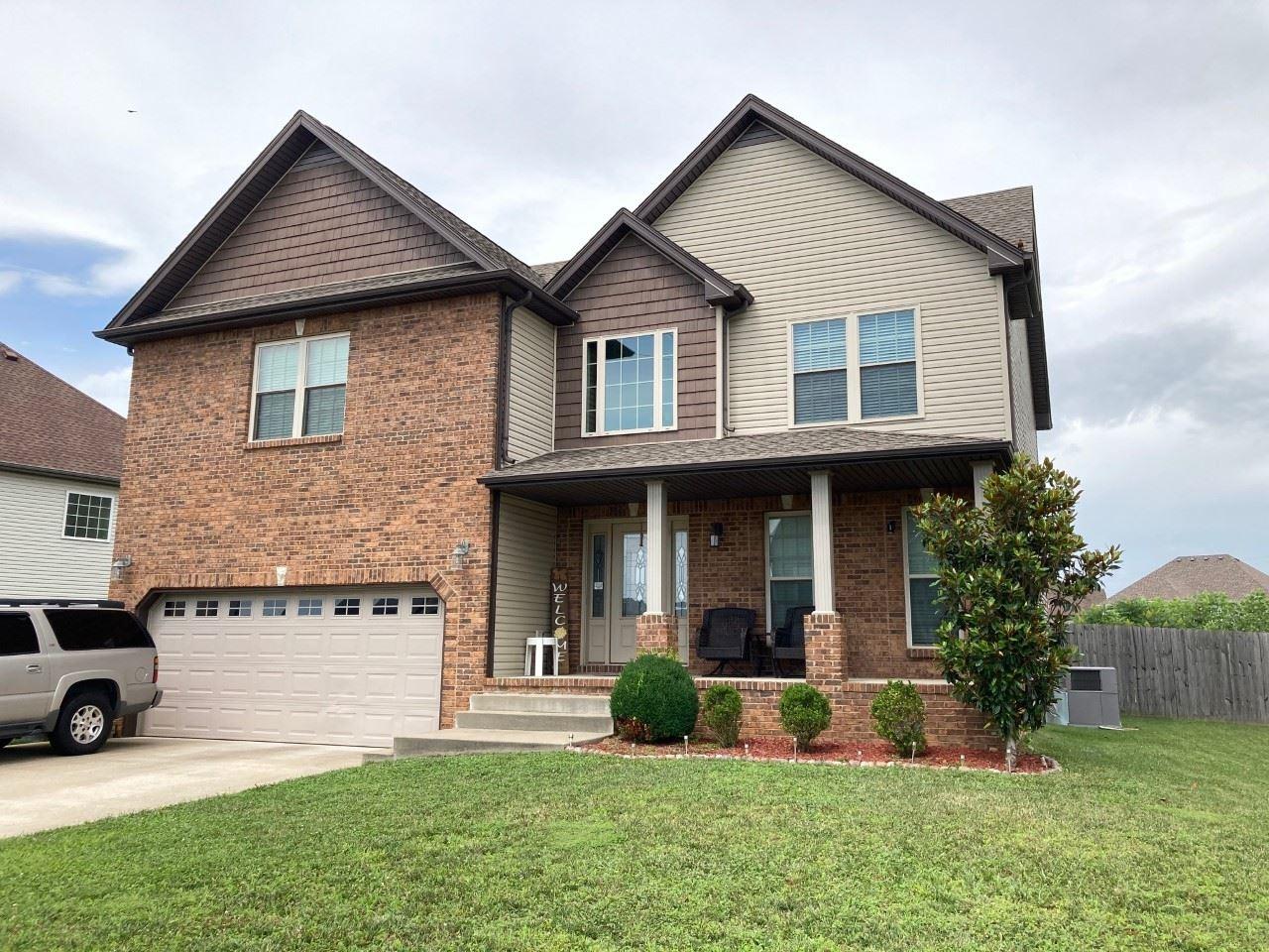 1789 Autumnwood Blvd, Clarksville, TN 37042 - MLS#: 2219018