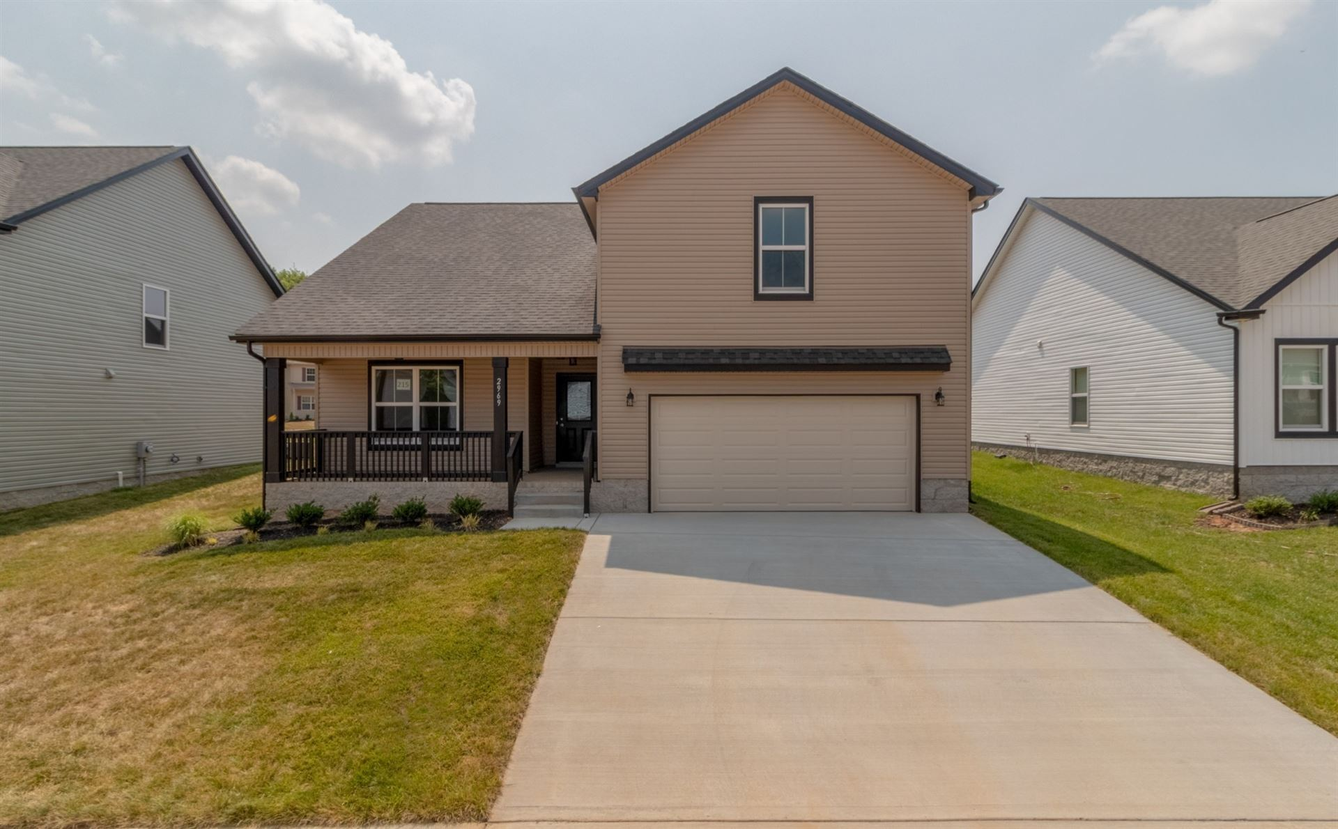 222 Mills Creek, Clarksville, TN 37042 - MLS#: 2299018