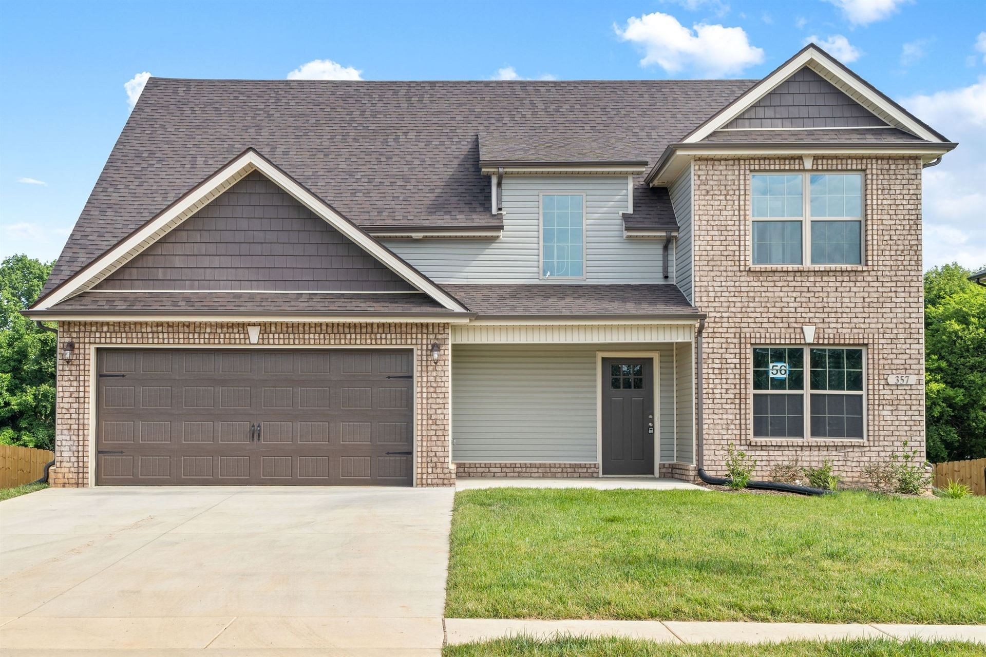 96 Dunbar, Clarksville, TN 37043 - MLS#: 2190020