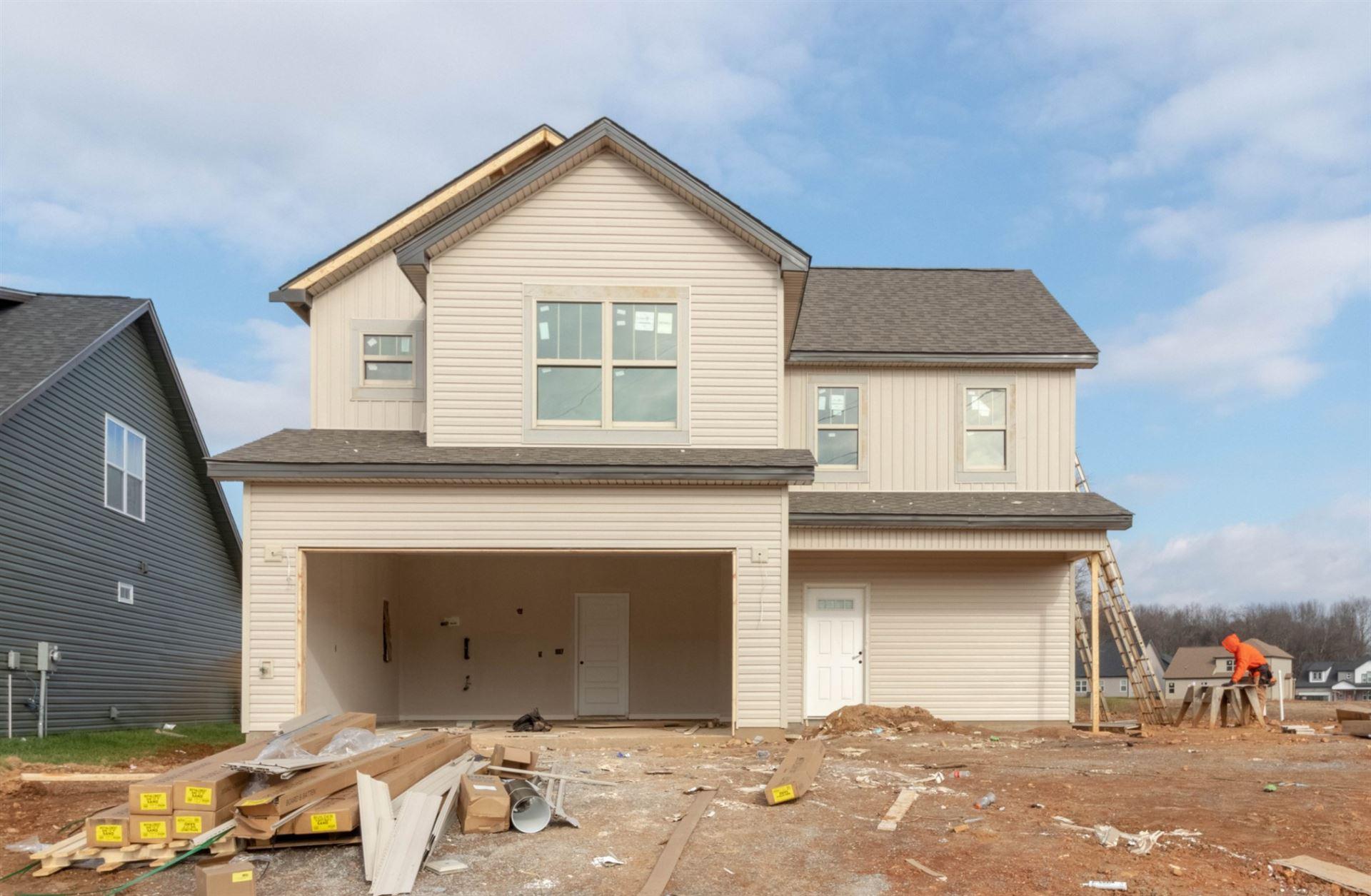 291 Eagles Bluff, Clarksville, TN 37040 - MLS#: 2200020