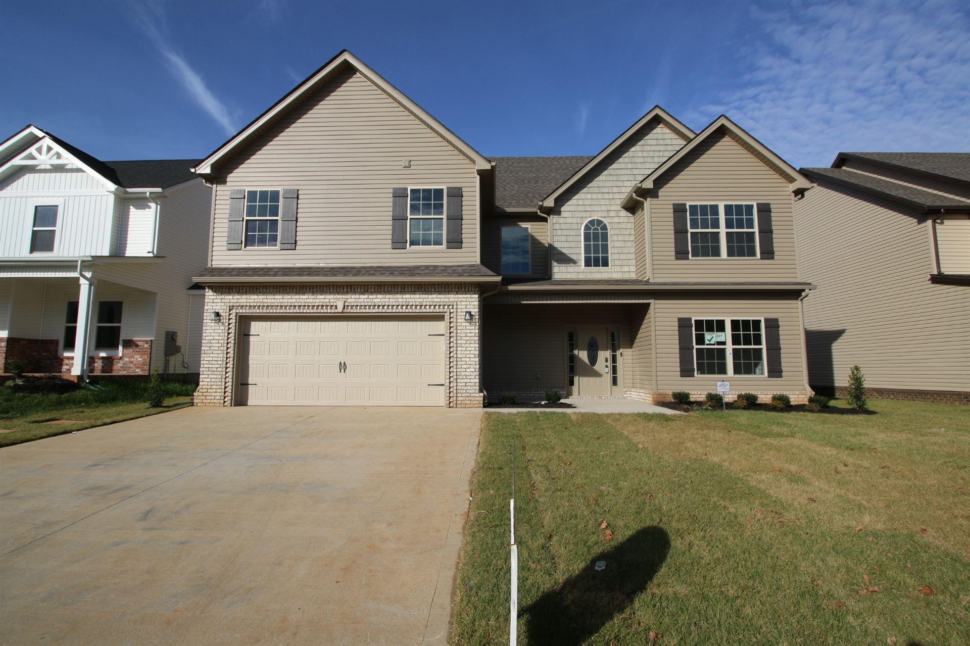 207 Mills Creek, Clarksville, TN 37042 - MLS#: 2285020