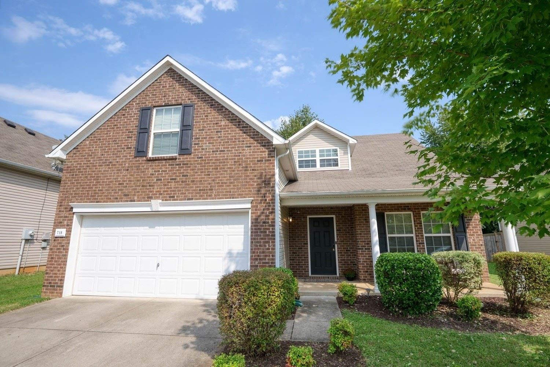 718 Elderberry Way, Murfreesboro, TN 37128 - MLS#: 2290022
