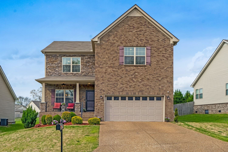 Photo of 1119 Golf View Way, Spring Hill, TN 37174 (MLS # 2243023)