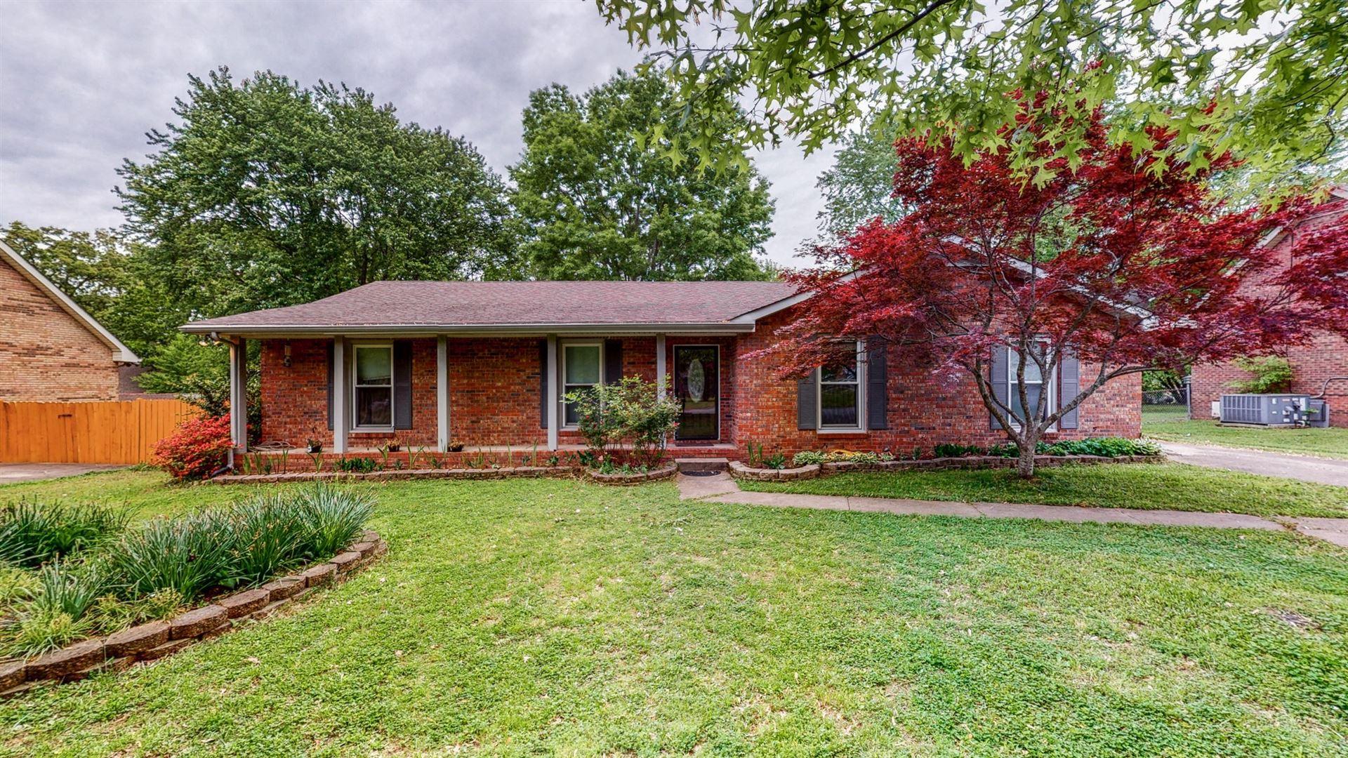 1187 Woodbridge Dr, Clarksville, TN 37042 - MLS#: 2250023
