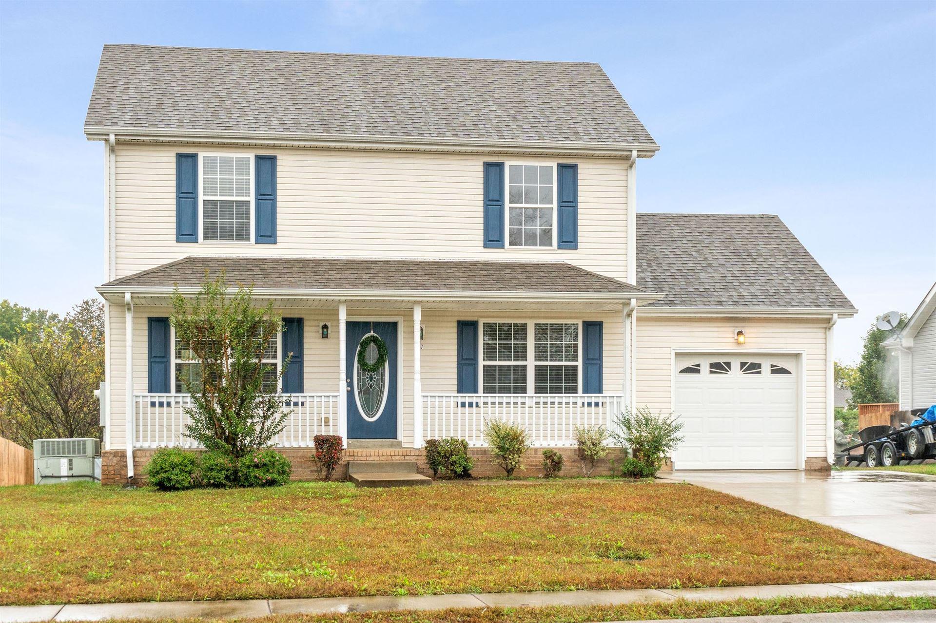 1817 Abrams Rd, Clarksville, TN 37042 - MLS#: 2203024
