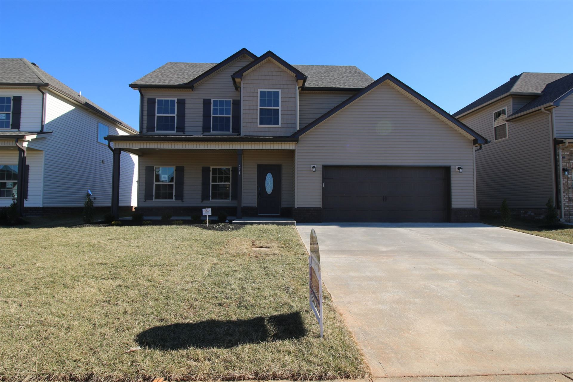 163 Mills Creek, Clarksville, TN 37042 - MLS#: 2294024