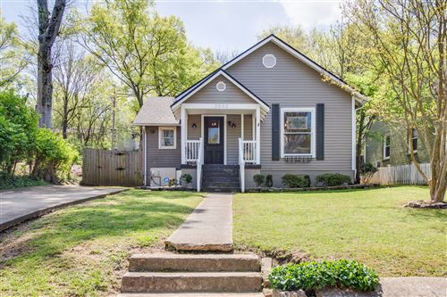 Photo of 3905 Nevada Ave, Nashville, TN 37209 (MLS # 2139026)